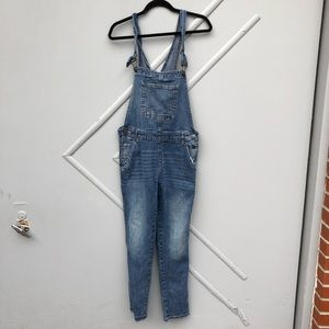 ZCO jeans skinny overall jeans size large